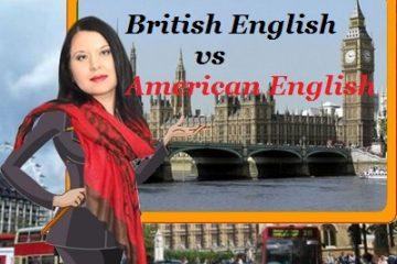 British or American? Почему они разные