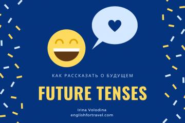 Как ещё рассказать о будущем на английском?