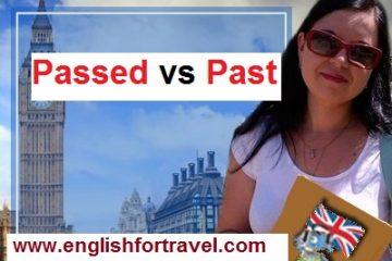 Passed или Past